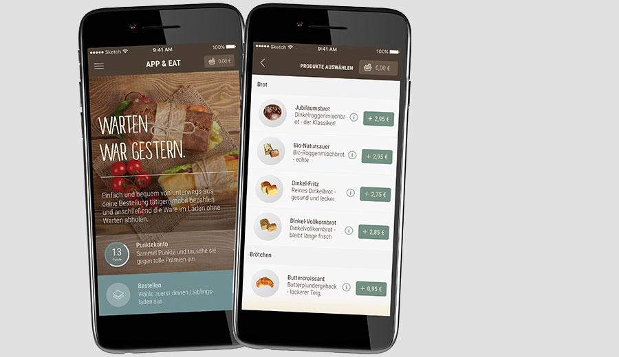 App & Eat