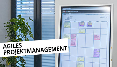 agiles Projektmanagement by nexoma