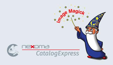 catalog express image magick