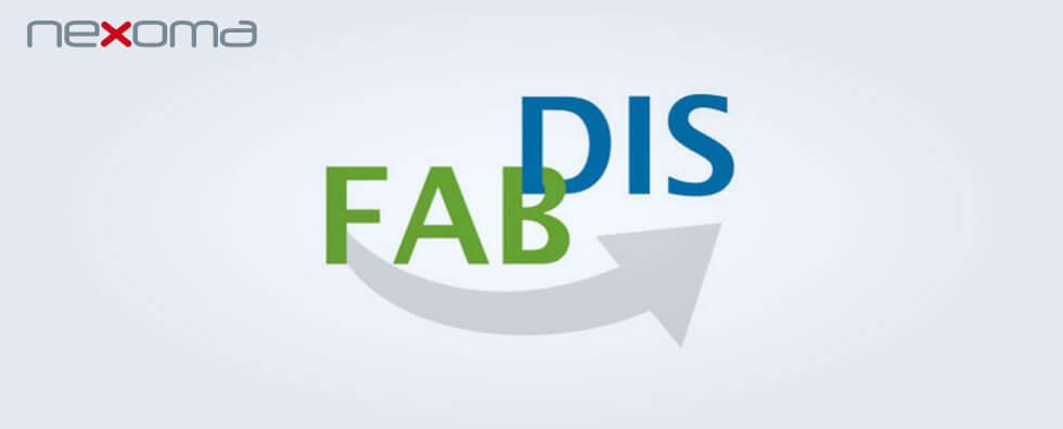 erklärt FAB-DIS Datenaustauschformat