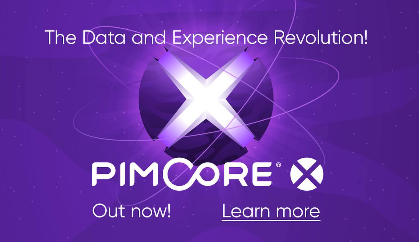 Pimcore X Release